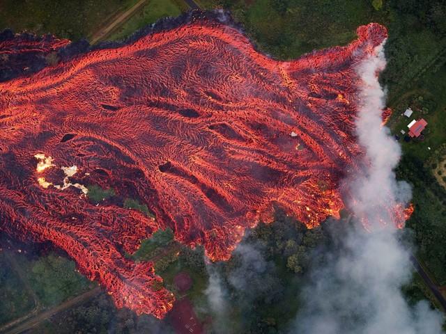 Pourquoi habiter sur un volcan ? Ah ! ces humains !