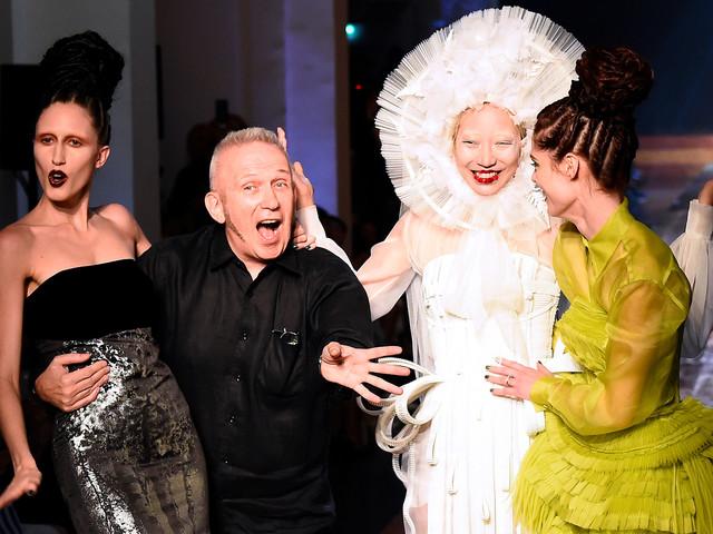 Jean-Paul Gaultier annonce son dernier défilé haute-couture