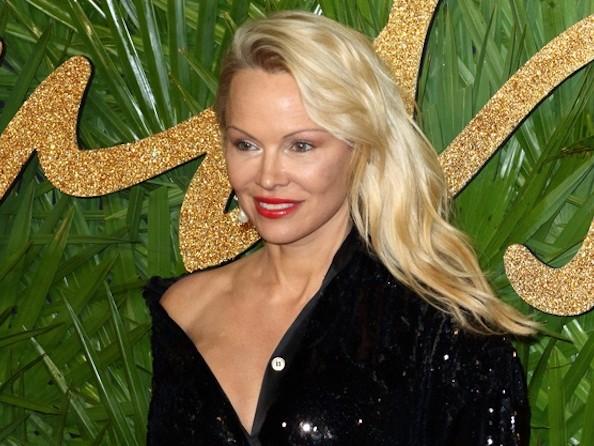 Pamela Anderson s'est mariée pour la 5ème fois !
