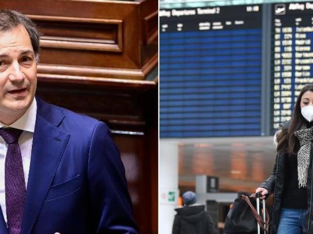 Un nouveau conseil des ministres restreint a lieu aujourd'hui: difficile pour les assouplissements, vers l'interdiction des voyages non essentiels?