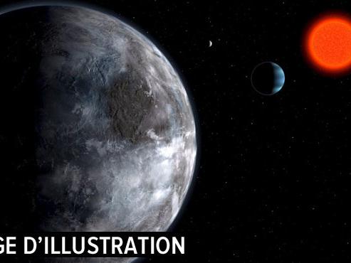 """Une """"super-terre"""" découverte pas si loin de nous: un monde """"froid et obscur"""""""