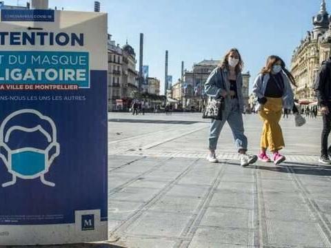 Coronavirus: Sur la côte basque et dans l'Hérault, le port du masque redevient obligatoire