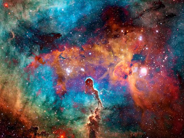 Des chercheurs ont généré un Univers virtuel complet, et vous pouvez même le télécharger