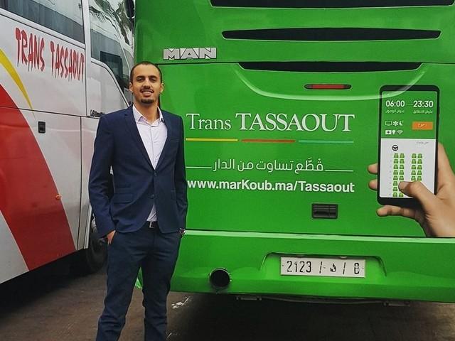 Retour sur la success story de MarKoub.ma, la start-up marocaine de réservation de billets d'autocar