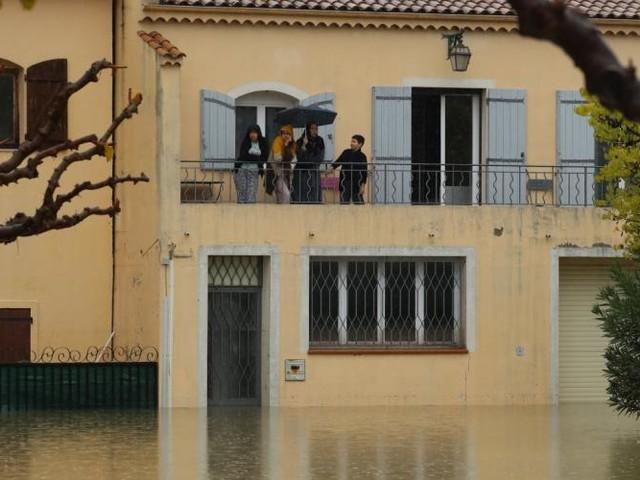 Fortes pluies dans le Sud-Est ce dimanche : inondations en vue
