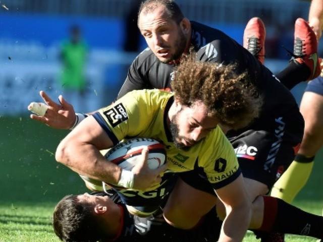 """Rugby: fin de carrière pour Attoub, """"inapte"""" après une blessure à une cheville"""