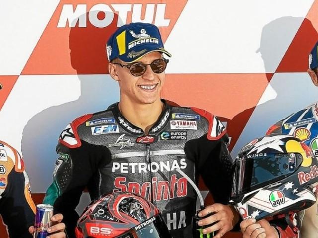 MotoGP. Sixième pole de la saison pour Fabio Quartararo à Valence