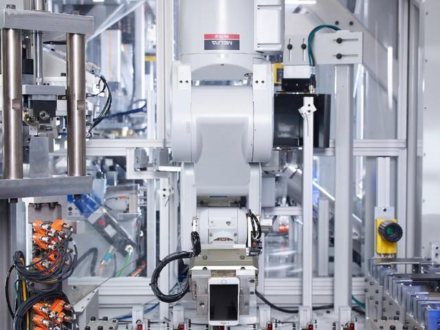 Apple étend ses efforts pour le recyclage de produits avec son robot Daisy