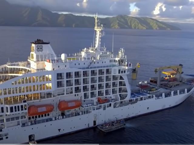Polynésie : l'Aranui reprend ses croisières vers les Marquises le 8 Août 2020 prochain