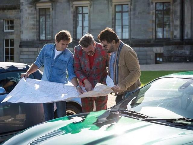 Top Gear France saison 6 : une longue bande-annonce
