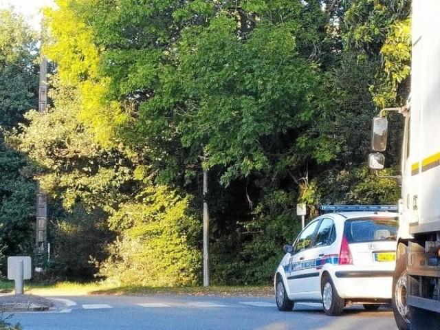 Crash à Pluvigner. La route de Landaul rouverte à la circulation