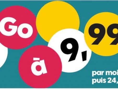 #Promo Sosh : le forfait 50 Go à 9,99€/mois est de retour