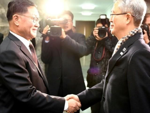Les deux Corées discutent de la présence aux JO d'artistes du Nord