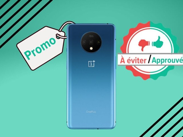 Avant le Black Friday, le OnePlus 7T en promo sur AliExpress, on valide ou pas?