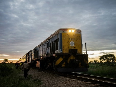 """Zimbabwe: la résurrection du """"train de la liberté"""", rare """"success story"""""""