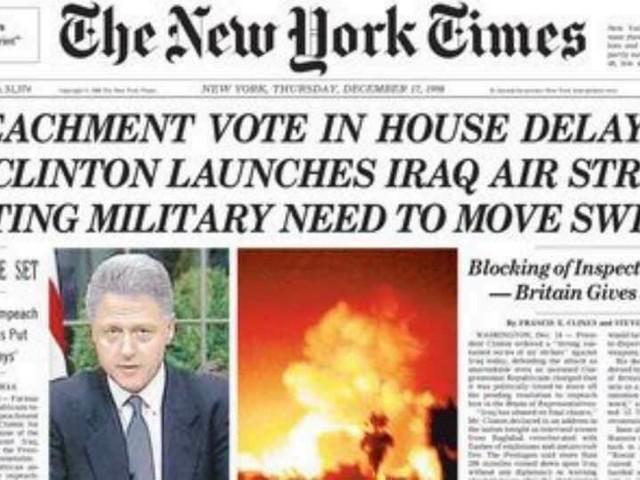 La peur d'une guerre majeure au Moyen-Orient – Par Joe Lauria