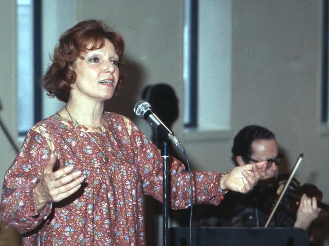 La chanteuse Monique Leyrac s'éteint à 91ans