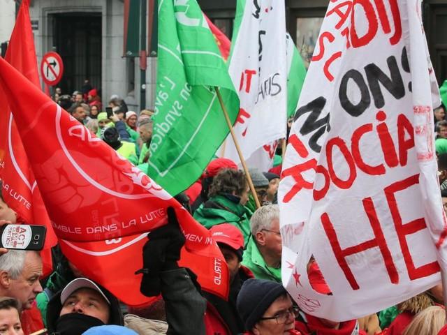 Accord interprofessionnel 2021-2022: si la marge salariale n'est que de 0,4%, cela déclenchera des actions, préviennent les syndicats