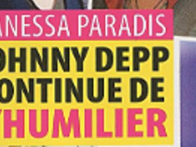 Vanessa Paradis humiliée à Paris, coup sournois de Johnny Depp