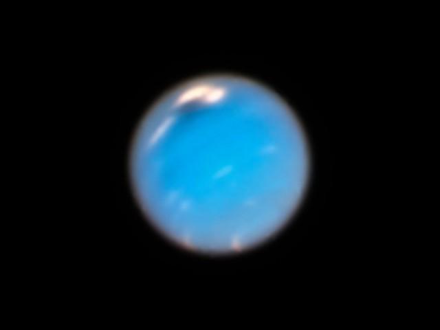 La NASA vient de repérer un vortex sombre et mystérieux sur Neptune… Mais de quoi s'agit-il ?