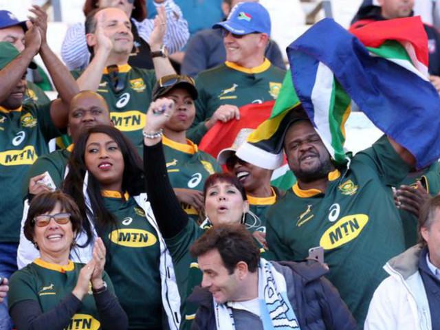 Mondial de rugby : les Springboks veulent donner de l'espoir aux Sud-Africains