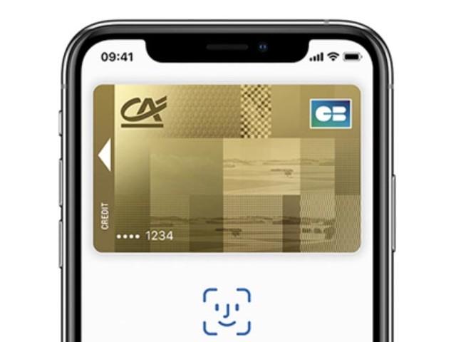 Apple Pay en retard au Crédit Agricole?