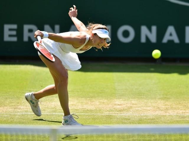 Classement WTA: Cornet qui rit, Parmentier qui pleure
