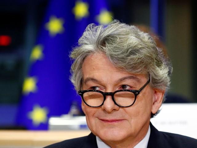 UE: Breton assure les eurodéputés de sa neutralité et de son indépendance