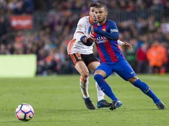 Foot - Transferts - Rafinha (FC Barcelone) prêté à l'Inter