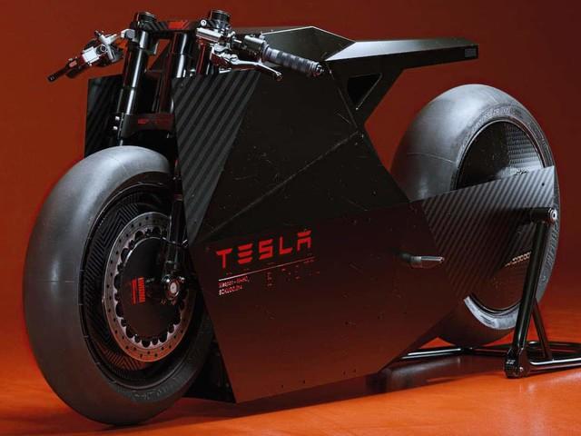 La moto Tesla ferait-elle rêver les motards ?