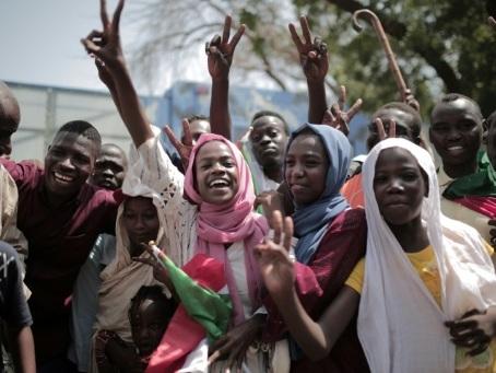 La transition lancée, les Soudanaises veulent un plus grand rôle dans les institutions