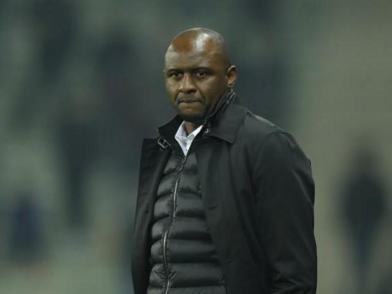 Foot - L1 - Nice - Patrick Vieira (Nice) : «On manque d'agressivit頻