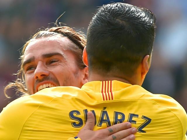 """Foot européen : Liverpool freiné, le trio """"GSM"""" du Barça flambe"""