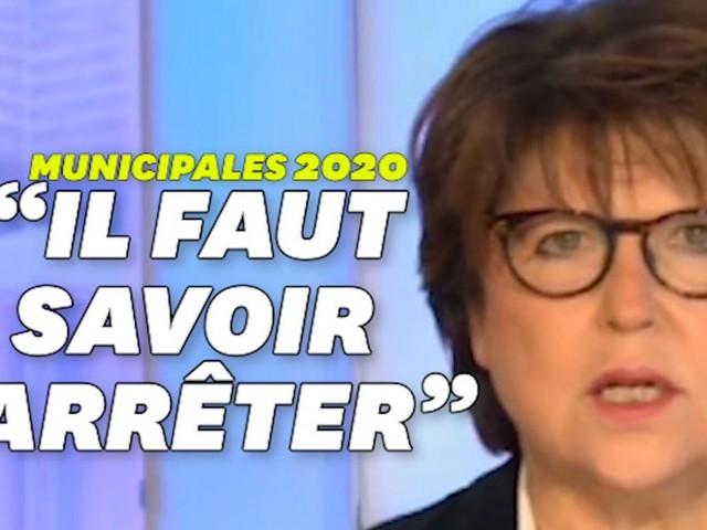 Quand Martine Aubry jurait qu'elle ne briguerait pas un 4e mandat