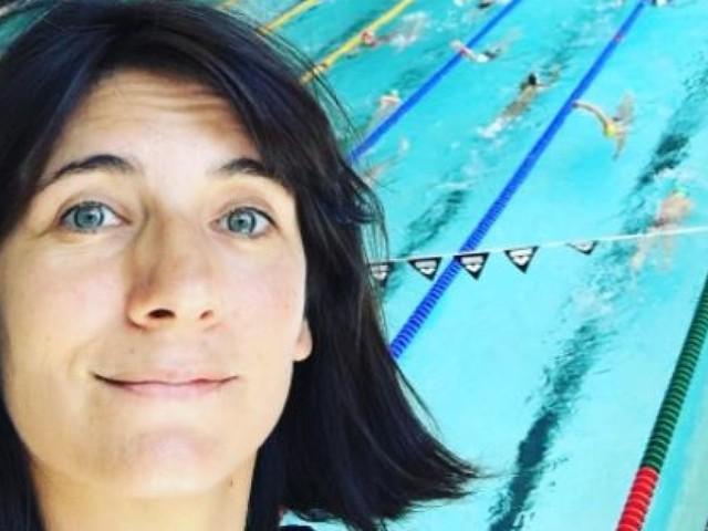 Estelle Denis est très énervée contre la Fédération française de natation