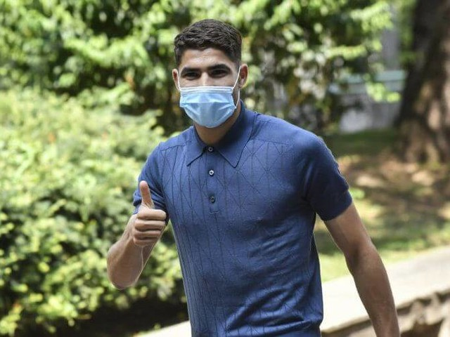 Transfert / Football : Achraf Hakimi quitte Borussia Dortmund pour l'Inter Milan