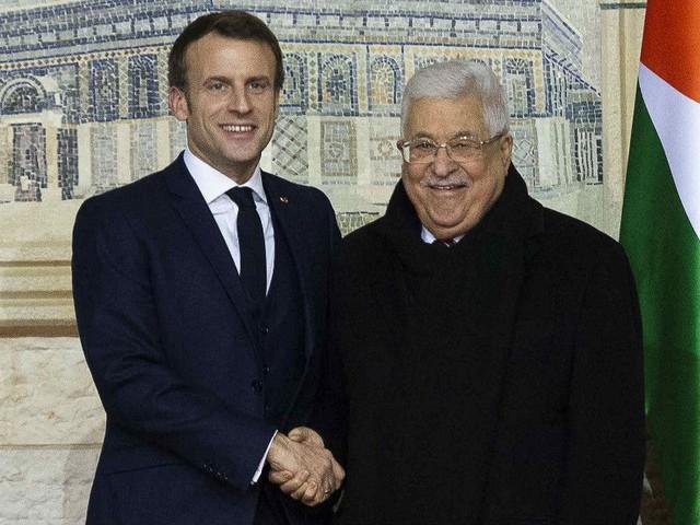 Emmanuel Macron en Israël : Cette bourde qui tourne en boucle et qui amuse les internautes !