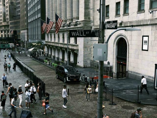 Wall Street finit de nouveau en baisse, l'inflation inquiète