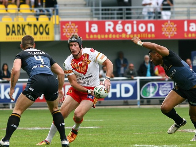 Dragons catalans : Steve Menzies, l'immortel