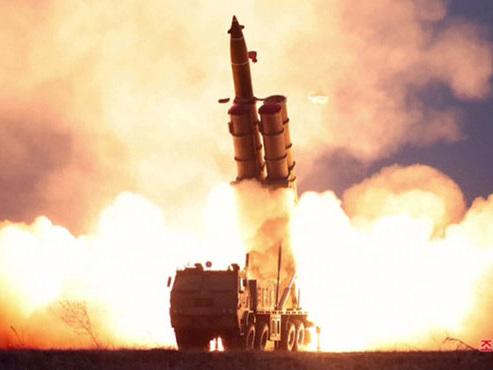 Kim Jong Un a encore frappé: la Corée du Nord tire deux missiles inquiétants