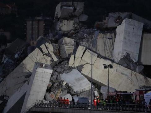 Gênes : trois Français retrouvés parmi les victimes, 38 morts selon un nouveau bilan