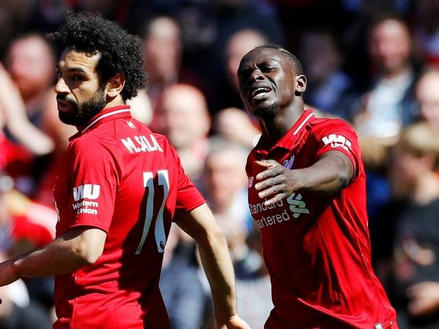 Premier League: Salah, Mané et Aubameyang meilleurs buteurs
