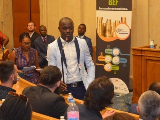 """Diasporas africaines à l'Elysée : """"Nous voulons être le moteur de l'économie et de la croissance"""" du continent"""