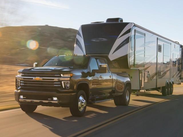 Bientôt un camion Chevrolet à 100000$?