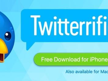 Twitterrific 6 est disponible : lecture automatique des vidéos, intégration à GIPHY et plus encore