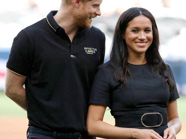 Meghan Markle et Harry : ce porte-bonheur dont ils ne se passent plus !