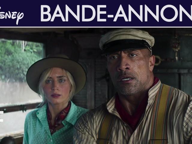 Emily Blunt et Dwayne Johnson partent en expédition dans le premier trailer de Jungle Cruise