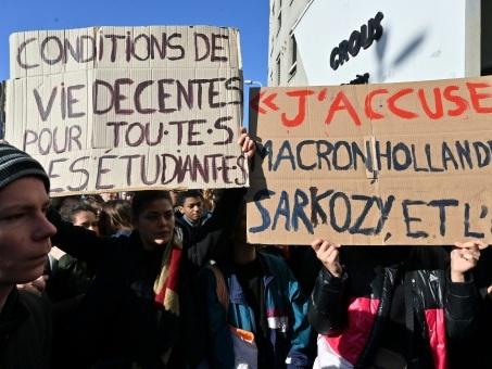 Les associations étudiantes en alerte après l'immolation d'un étudiant à Lyon