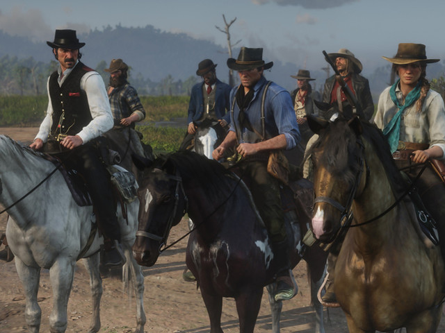 Rockstar met tout en œuvre pour réparer la version PC de Red Dead Redemption 2