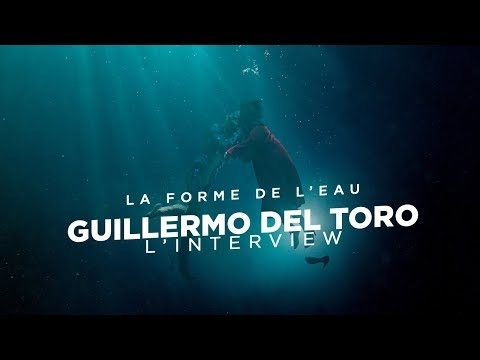 La Forme de l'Eau : Rencontre avec Guillermo del Toro